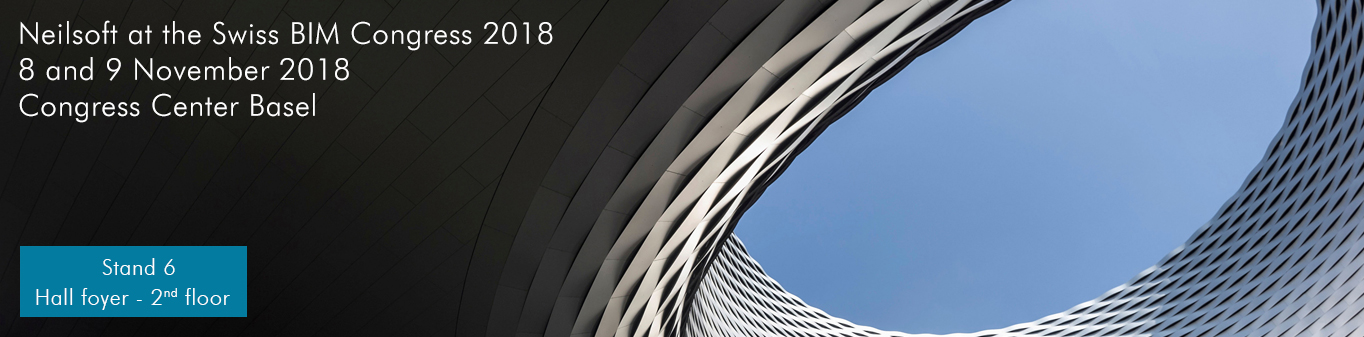 Neilosft at Swiss BIM Congress 2018